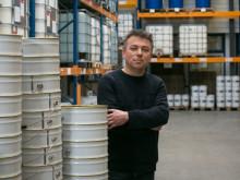 Mari de Meijer, R& D manager van Drywood Coatings BV in Enschede.